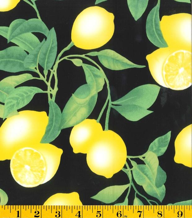 Gertie Lemons fabric